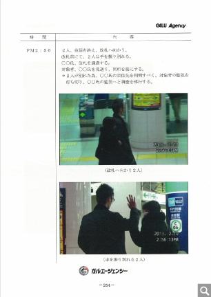 調査報告書(サンプル)13